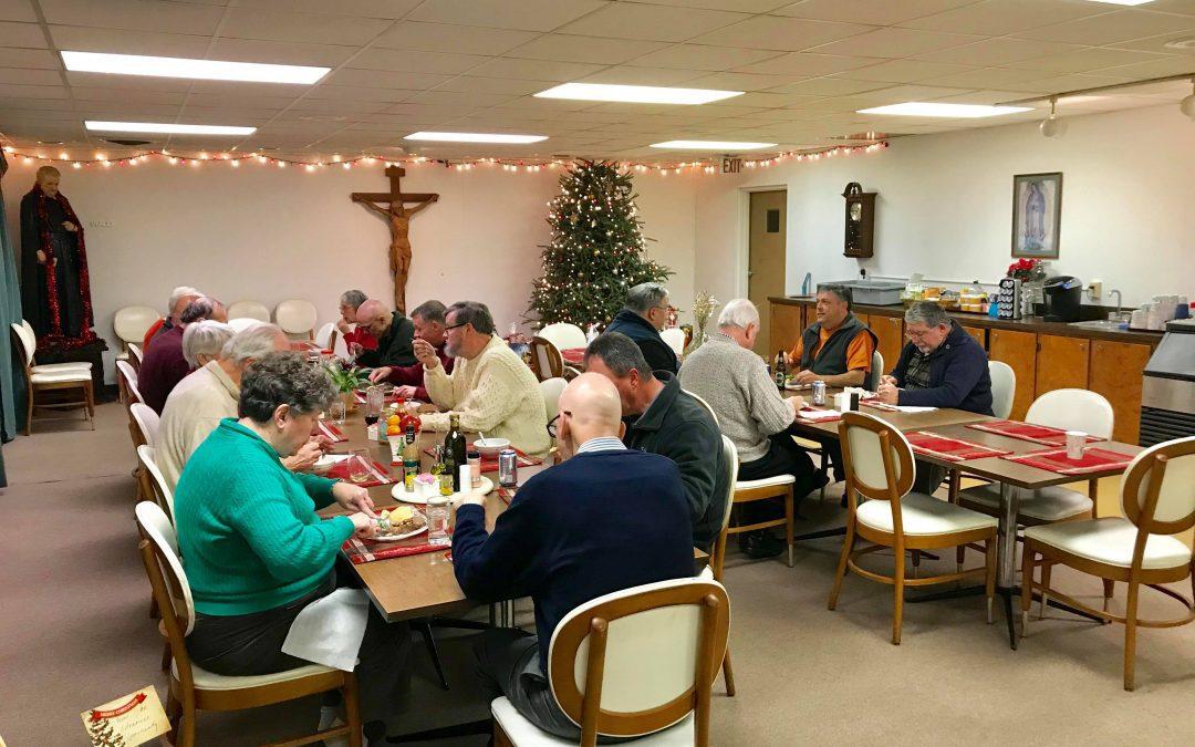 Oratory Christmas Dinner