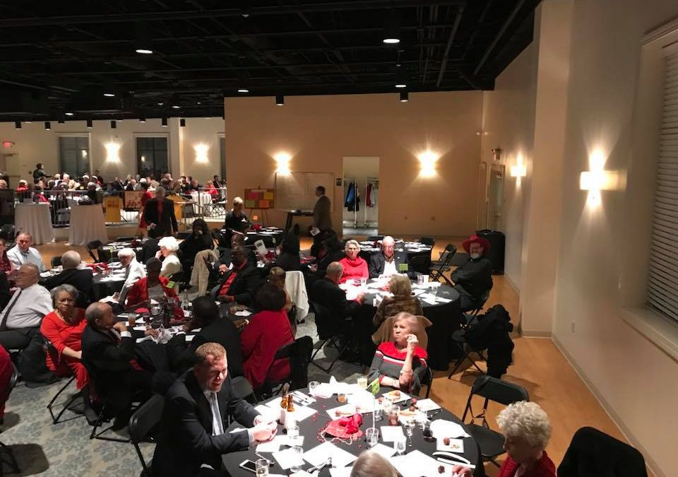 The Oratory Valentine's Dinner 2020 was a great success! Thank you for supporting our ministries and mission. God bless you all.
