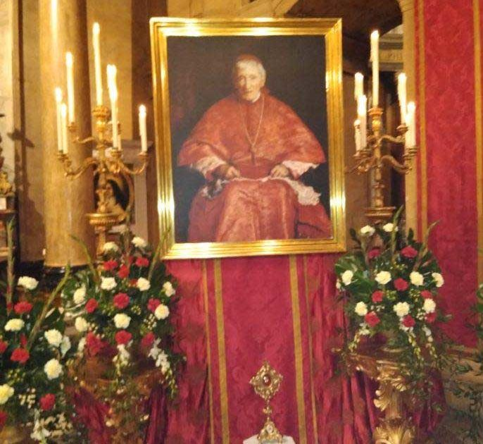 Canonization of our fellow Oratorian John Henry Newman